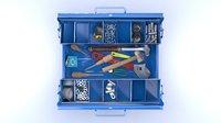 Game Ready Trusco Tool Box