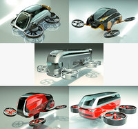 \\T// 5 in 1 Cheap & Cool Copter Car Collection 02