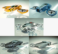 \\T// 5 in 1 Cheap & Cool Copter Car Collection 03