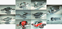\\T// 10 in 1 Cheap & Cool Copter Car Collection 02