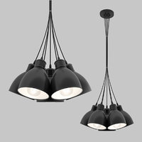 pendant luminaire eglo priddy model