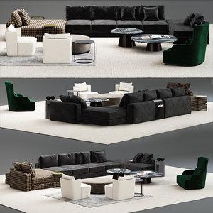 harold modular 3D