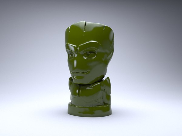 figure 3D model