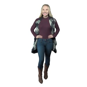 female scan1 3D