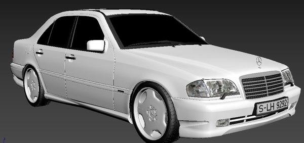 engine car 3D model