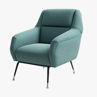 chair exile 3D model