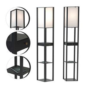 floor lamp black model