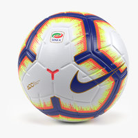 Nike Merlin Serie A Ball
