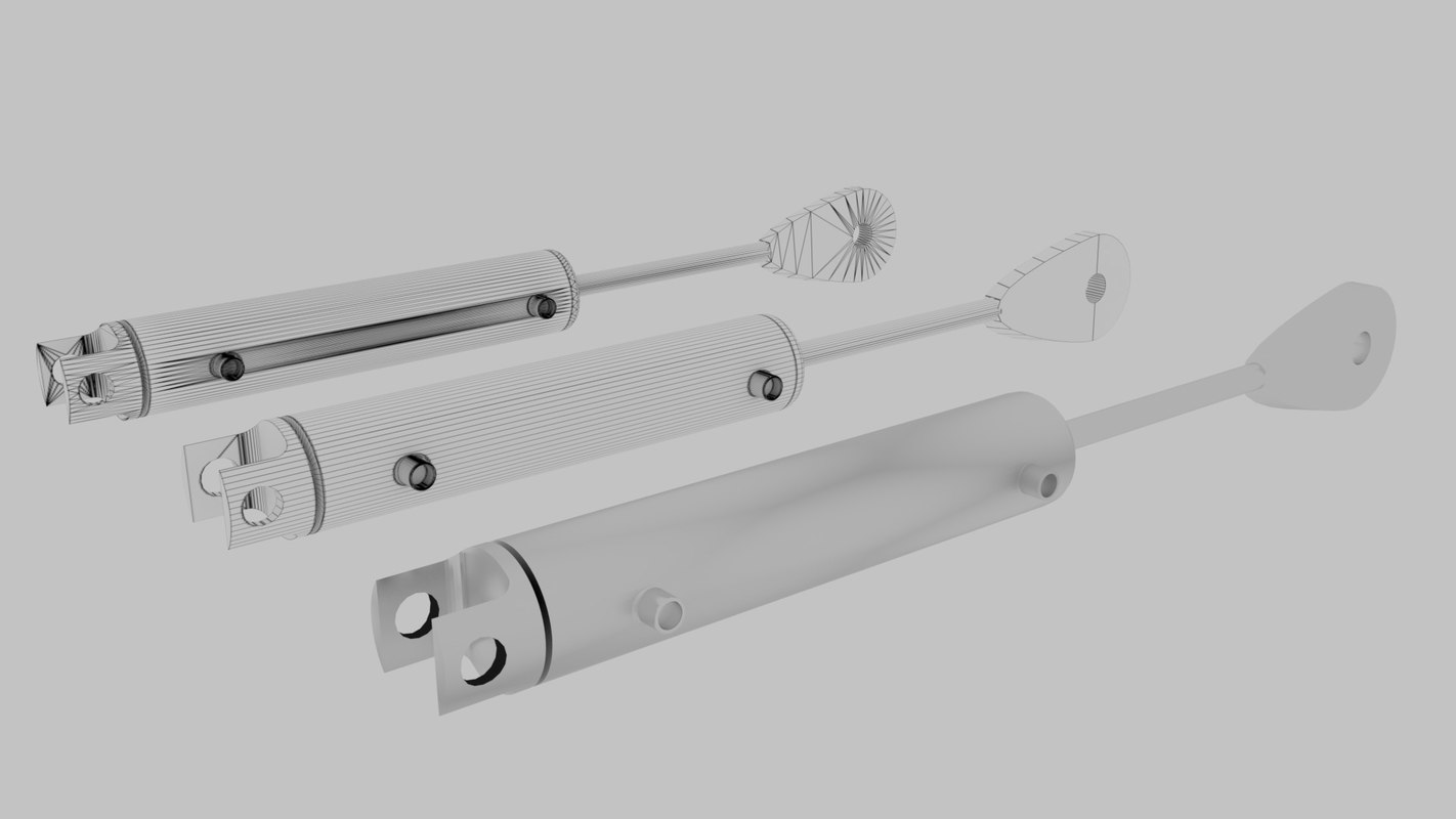 3D linear actuator