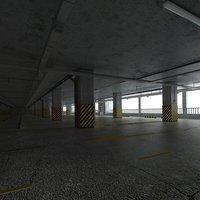 parking 2 3D model