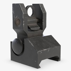 3D weapon sight 1