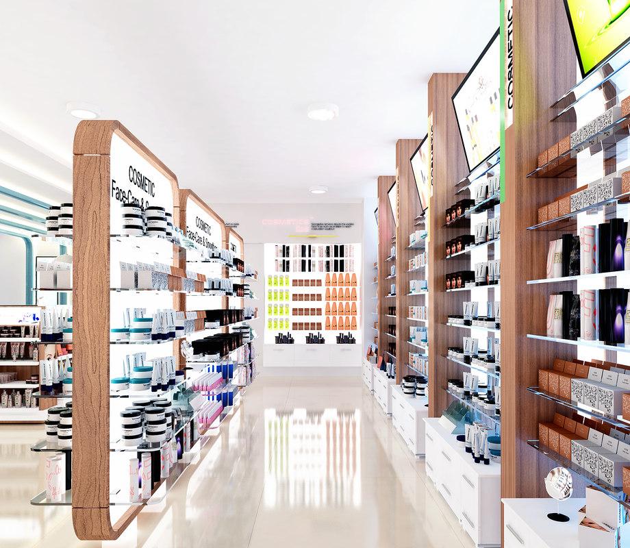 cosmetic pharmacy model