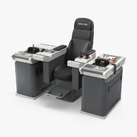 marine multifunction workstation model