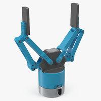 robot hand gripper generic 3D model
