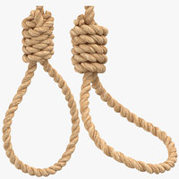 noose poses 3D