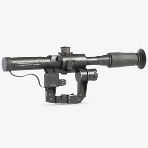 svd optical scope 1 model