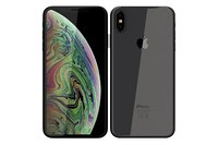 apple iphone xs space 3D