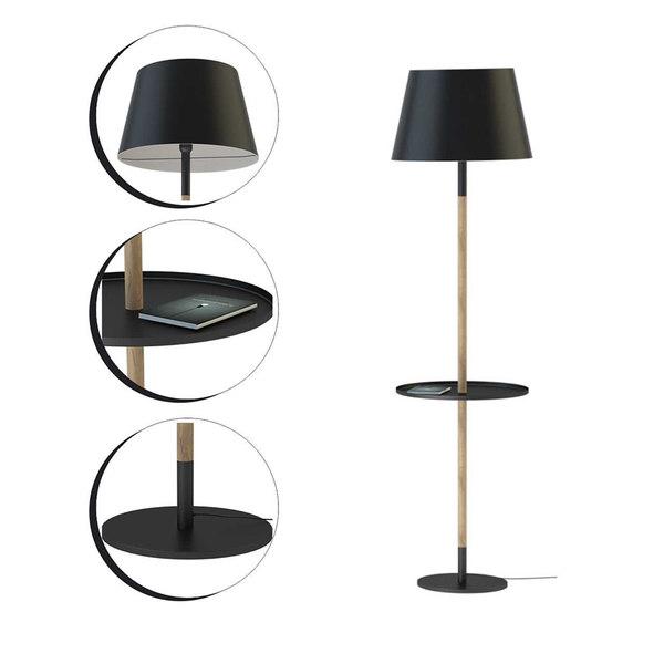 3D floor lamp la model