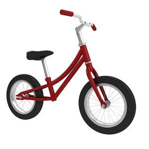 mini bike 3D