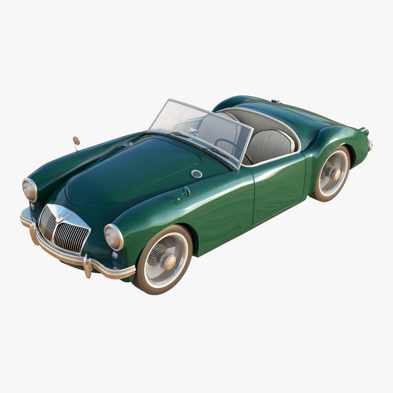 mga 1955 model