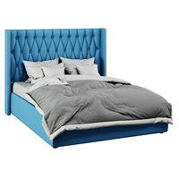 3D bed matilda model
