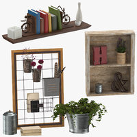 Shelving Decors