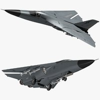 aardvark f111 model