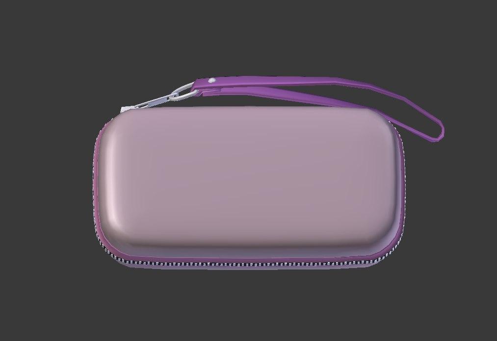 accessories bag 3D model