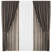 3D curtains 32