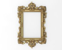Frame Carving Decorative