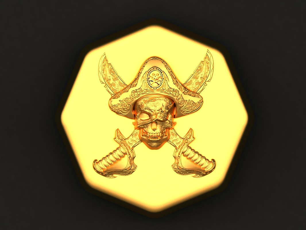 pirate soap 3D