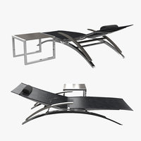 lounger table o-zon ninix model