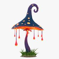 Cartoon Mushroom V2