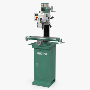 corded milling machine grizzly model