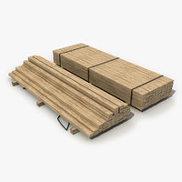 Industrial Lumber Package 2