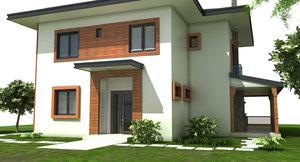 villa 3 model
