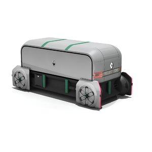 3D ez pro cargo
