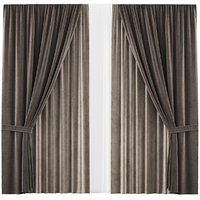 3D curtains 33 interior