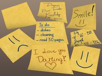 Postit Note Collection