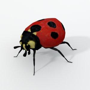 mariquita 3D model
