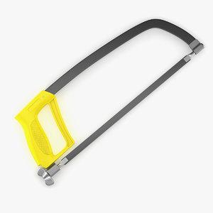 tools saw 3D