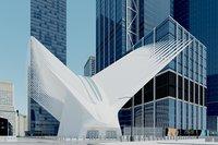 Calatrava Oculus Station