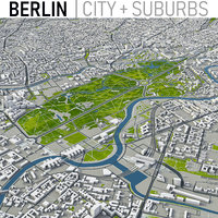 Berlin - Full City and Suburbs Collection