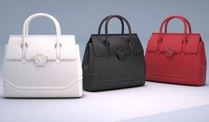 3D medium palazzo bags versace