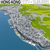 Hong Kong - Full City and Suburbs Collection