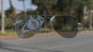 pilot shades 3D model