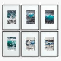 3D picture frames set-42 set
