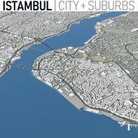 istambul - city 3D