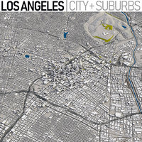 Los Angeles - Full City and Suburbs Collection