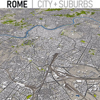 Rome - Full City and Suburbs Collection